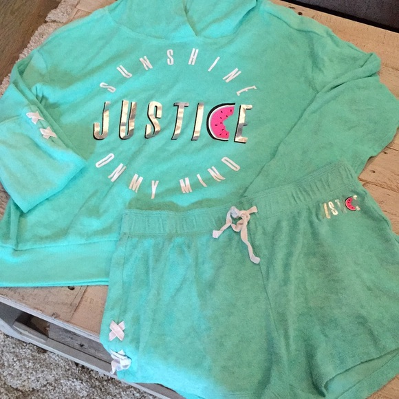 Justice Other - Justice Active summer set ☀️ 🍉